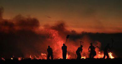 Saddleworth-Fire