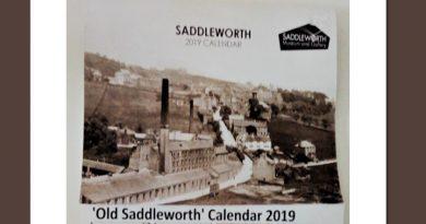 Saddleworth Museum 2019 calendar promotion