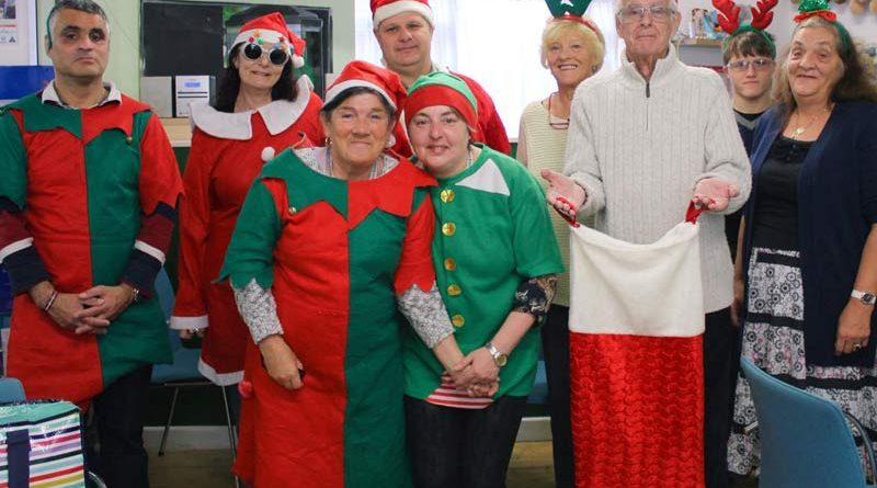 Community-elves-spreading-festive-cheer