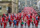 Calling all Santas, Saddleworth Annual Santa Dash!