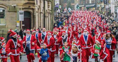 Santa-Dash