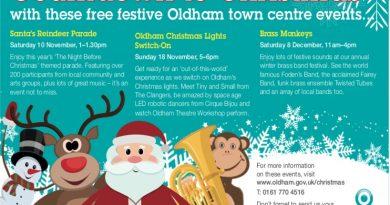 Xmas in Oldham