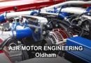 AJR MOTOR ENGINEERING Oldham