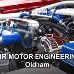 AJR MOTOR ENGINEERING Oldham