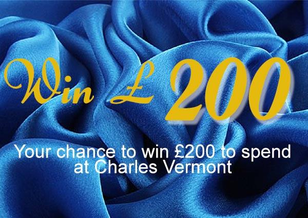 CharlesVermont win £200