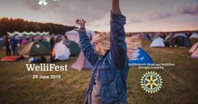 Saddleworth WelliFest