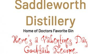 Here's a Valentines cocktail recipe