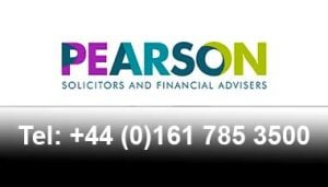Pearson Solicitors and Financial Advisers.