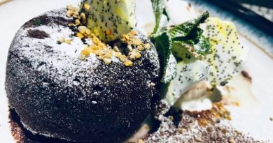 The perfect Easter treat….  CHOCOLATE FONDANT