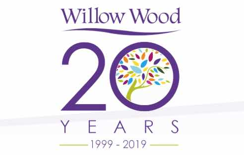 willow wood logo