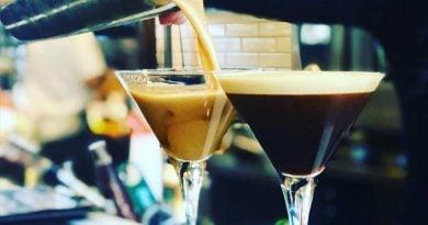 Hazelnut-Espresso-Martini
