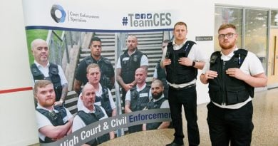 Court Enforcement Specialists 5