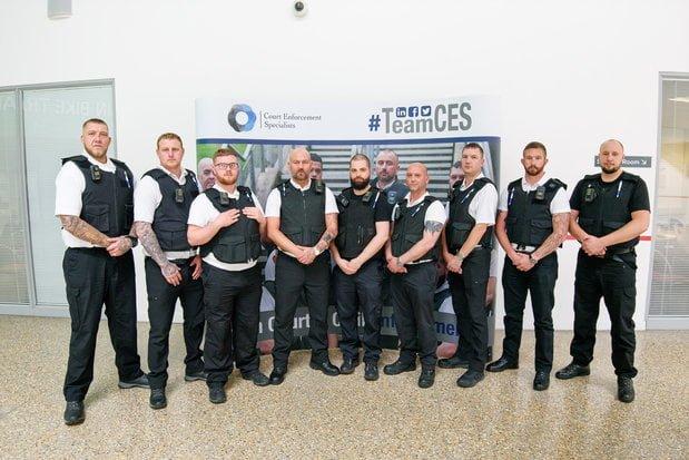 Court Enforcement Specialists 3