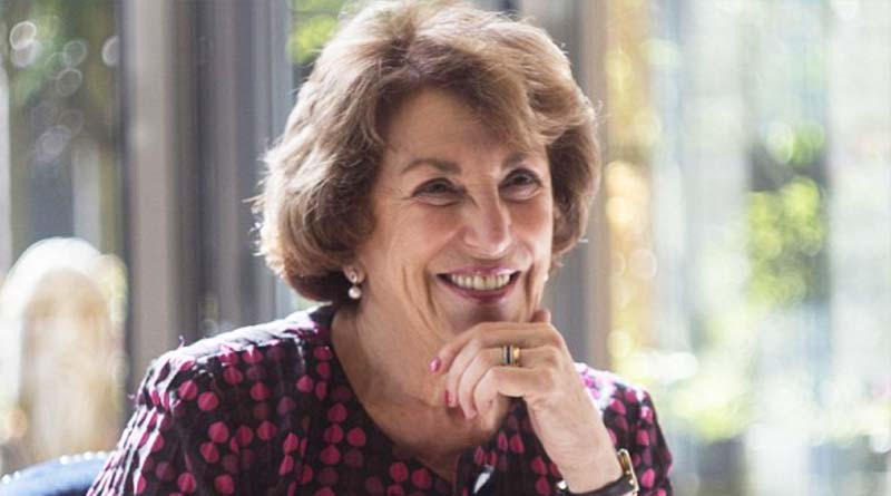 Saddleworth WI: An afternoon tea with Edwina Currie