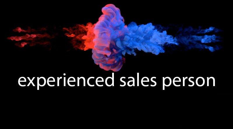 Sales-person