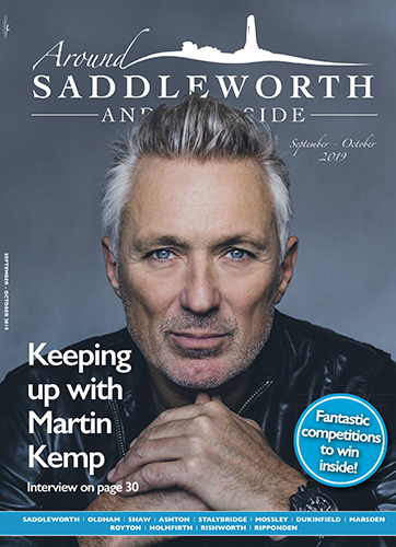 Around Saddleworth Magazines July-August-2019 Back Issues