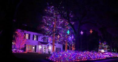 Saddleworth Illuminations Competition