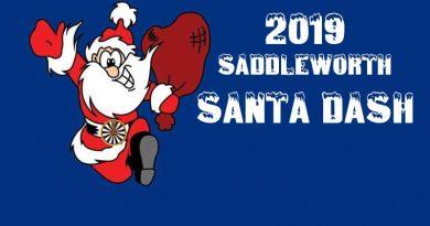 Saddleworth Santa-Dash