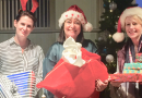 Solicitors Play Santa to Senior Citizens across Saddleworth