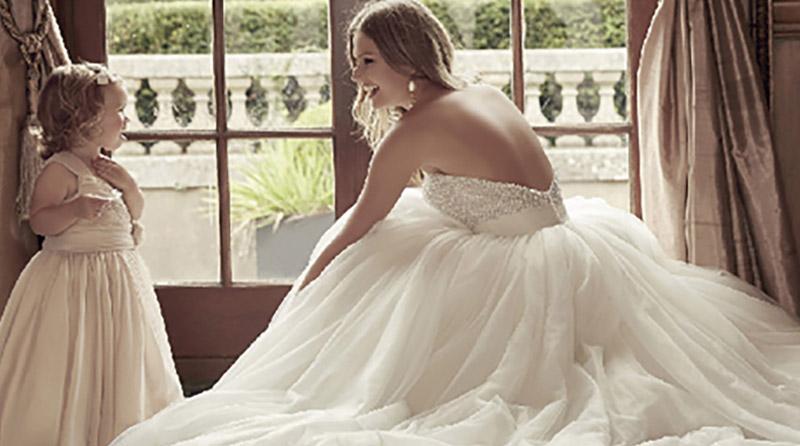 Win a £1,000 Dream Wedding Dress courtesy of Blush Boutique Uppermill