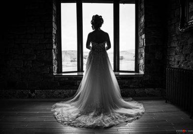 The Around Saddleworth Magazine Wedding Cover Shoot