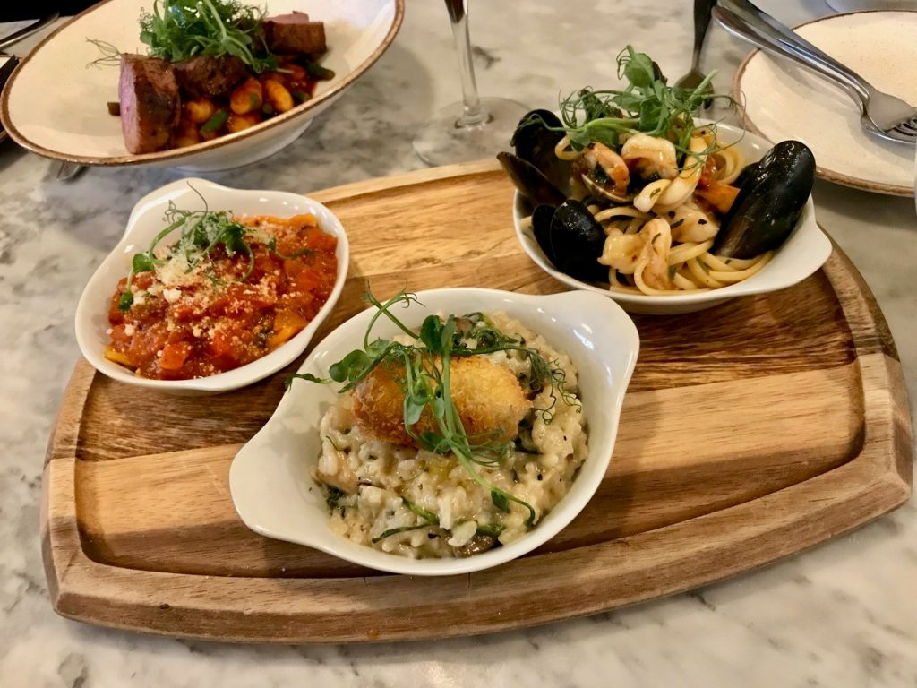 Chef's Special Trio of Pasta