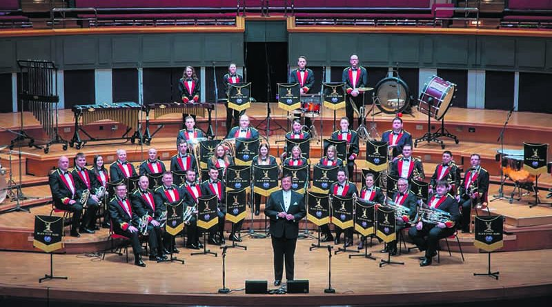 The Black Dyke Band brings best of brass to Uppermill