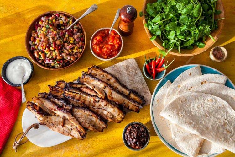 sticky-pork-belly-burritos