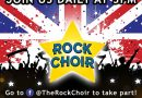 Rock Choir Launches Keep Britain Singing Campaign!