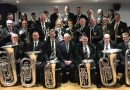 Uppermill Band's tribute to Key Workers