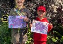 Children's Butterfly Art Competition at Willow Wood